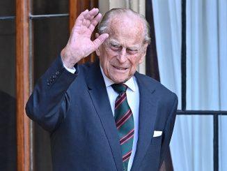 Detalles sobre el funeral de Felipe de Edimburgo