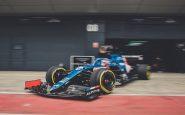F1: Alpine prepara el coche de Fernando Alonso para 2022