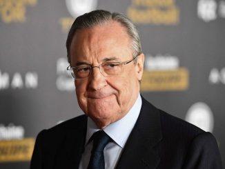 Florentino Pérez reelegido como presidente del Real Madrid
