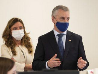 País Vasco pide prorrogar el estado de alarma
