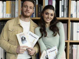 Kerem Bürsin y Hande Erçel de 'Love is in the air': confirman noviazgo
