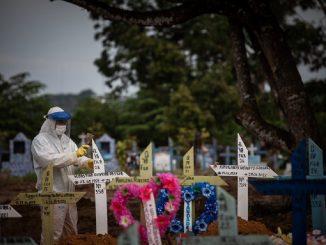 Brasil supera los 4.000 muertos por coronavirus en 24 horas