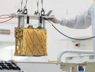 Nasa extrae oxígeno de Marte
