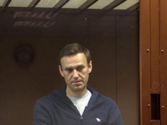 Navalni, el opositor ruso es trasladado a hospital de presos