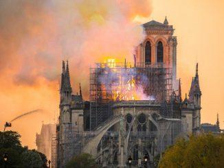 Francia mantiene la reconstrucción de Notre Dame para el 2024