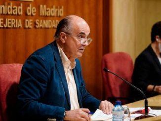 Comunidad de Madrid restricciones