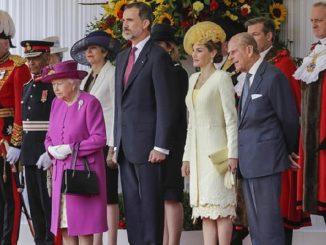 El afectuoso mensaje de condolencia de los Reyes de España a Isabel II