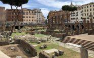 Roma abrirá la zona arqueológica donde fue asesinado Julio César
