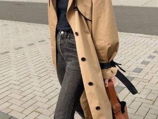 Gabardina para mujer: las modelos de tendencias