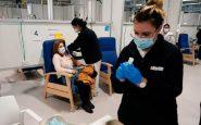 Comunidades que comenzarán a vacunar a la población de 40 a 50 años