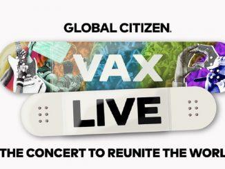 Vax live macroconcierto a favor de la vacunación