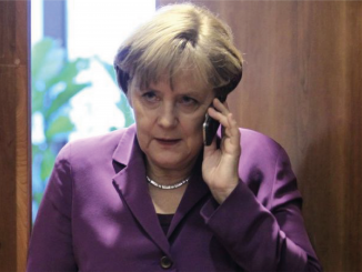 Merkel espiada por Dinamarca y Estados Unidos