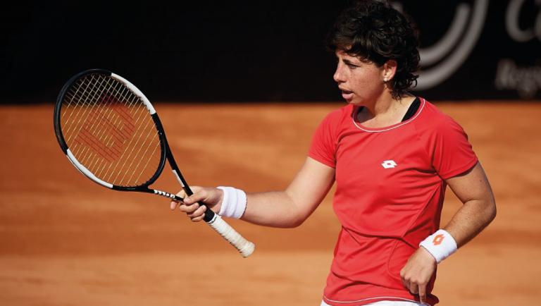 Roland Garros Carla Sánchez Navarro