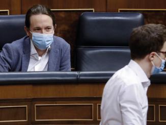 Defensa de Iñigo Errejón a Pablo Iglesias