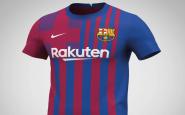 Barcelona nueva camiseta