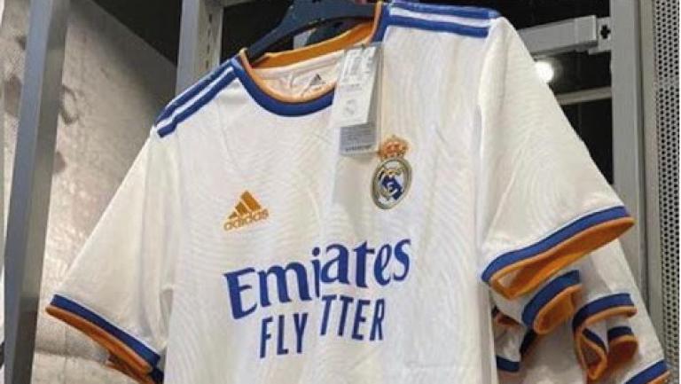 Nueva Camiseta Real Madrid