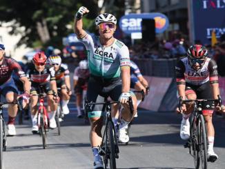Giro de Italia Peter Sagan
