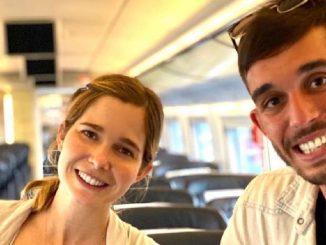 Natalia y Víctor