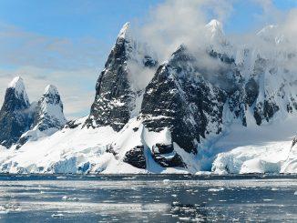 El deshielo de la Antártida contribuye a la formación de nubes