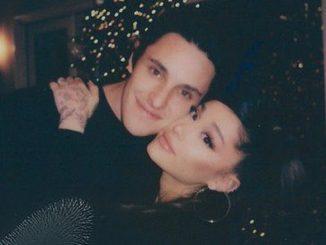 La boda secreta de Ariana Grande y Dalton Gómez