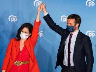 Isabel Díaz Ayuso arrasa en las elecciones de Madrid y supera a la izquierda