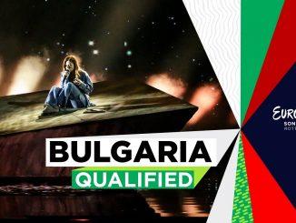 Eurovisión 2021: Victoria Georgieva, representante de Bulgaria
