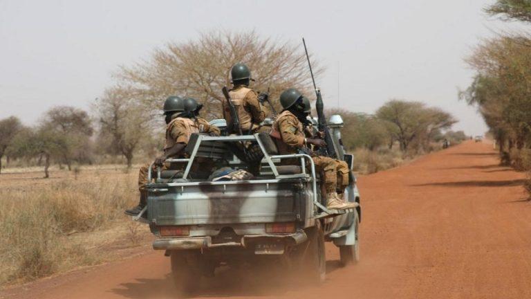 Burkina faso nuevo ataque
