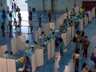 Más de cuatro millones de vacunados en España con esquema completo
