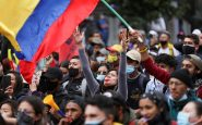 Colombia sigue en protesta y artistas colombianos manifiestan su apoyo