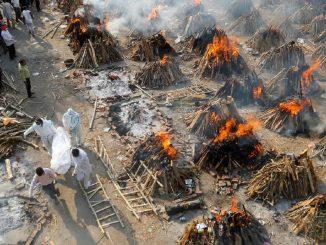 India afectada por nuevo record de muertes por Covid-19