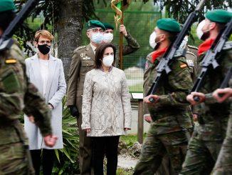 Defensa confirma relación de AstraZeneca con la muerte del militar de Aizoáin