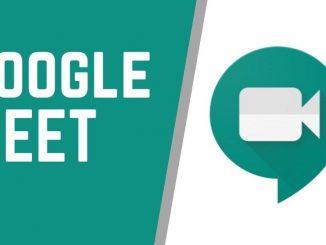 Cómo organizar una reunión en Google Meet