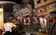 guerra Palestina e Israel