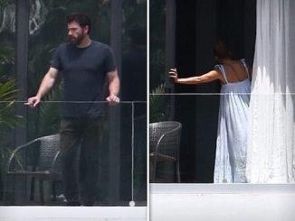 Fotos en Miami delatan a Jennifer Lopez y Ben Affleck