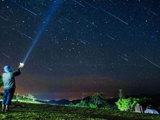 Acuáridas 2021: cuándo y dónde ver la lluvia de estrellas