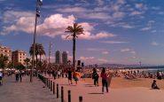 Barcelona: cuatro playas libres de humo en esta temporada