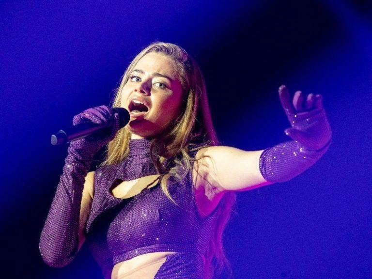 La representante de Grecia en Eurovisión 2021: Stefania | Actualidad.es