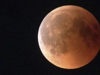 Superluna roja: cuándo y dónde verla