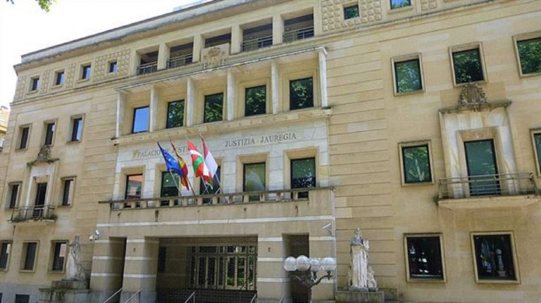 tribunal superior de justicia del país vasco