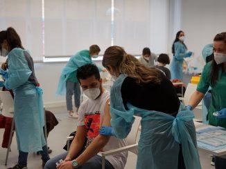 La vacunación en España: más de 20 millones de personas vacunadas