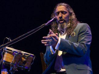 """Diego """"El Cigala"""" en un concierto"""