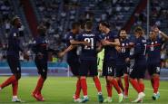 Triunfo de Francia sobre Alemania