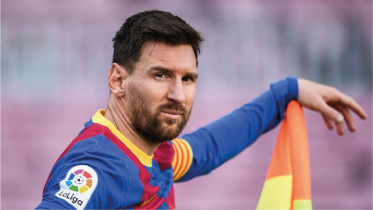 Contrato FC Barcelona Messi