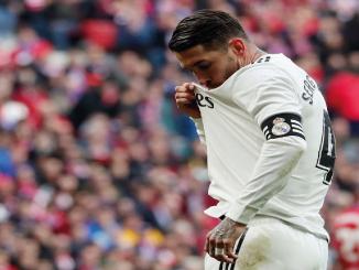 Real Madrid despedida Sergio Ramos