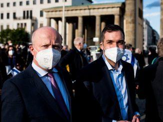Controversia en Alemania por la compra de mascarillas defectuosas