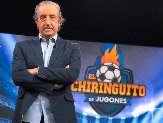 Josep Pedrerol fue el sexto desenmascarado de la noche en 'Mask Singer'
