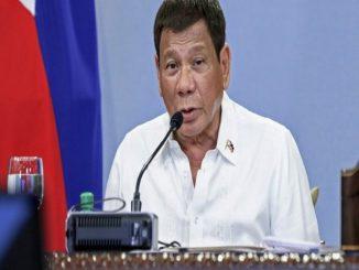 El presidente de Filipinas mandará a la cárcel a quienes rechacen la vacuna