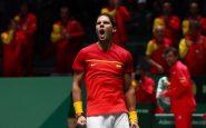 El «Día Nacional del Tenis» coincidirá con la fecha de cumpleaños de Rafa Nadal