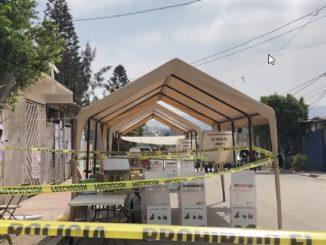 Elecciones México: hallan restos humanos en la ciudad de Tijuana