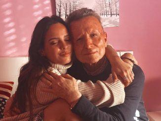 Gloria Camila rompe el silencio por la operación de su padre, Ortega Cano